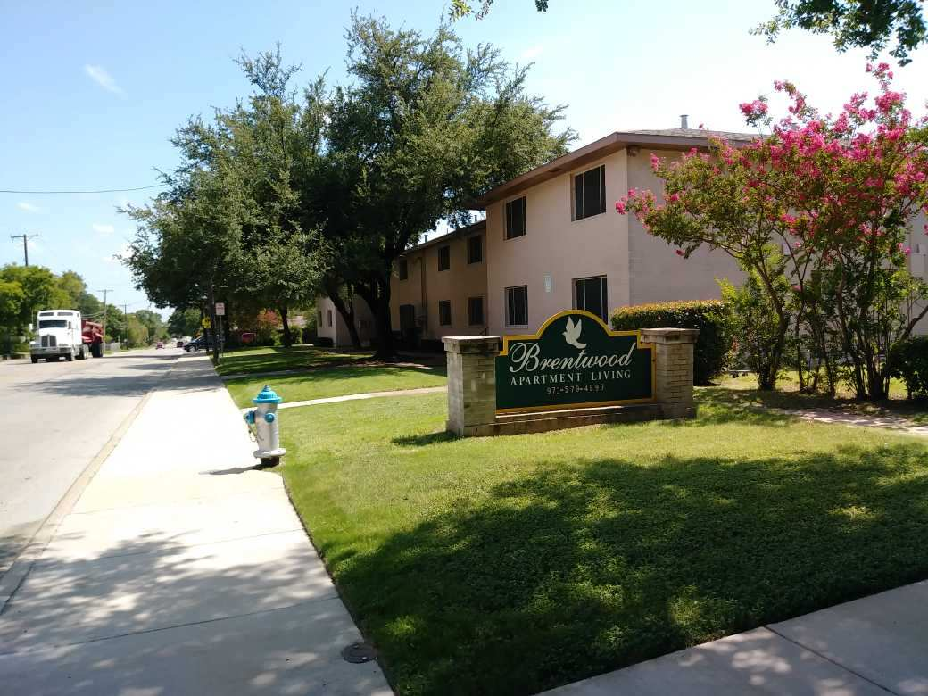 Brentwood Apartments , TX