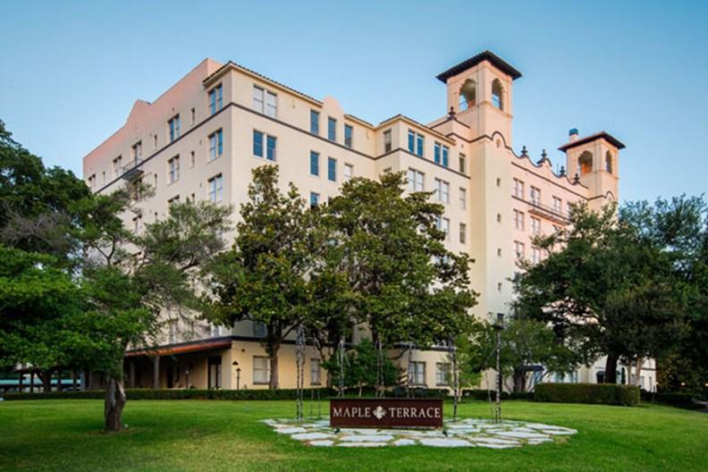 Maple Terrace Apartments