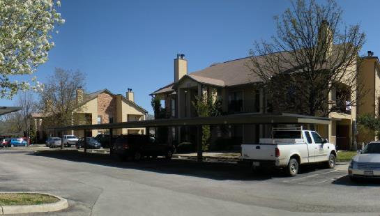 Arbors of Boerne Apartments Boerne, TX
