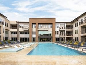 Pool at Listing #308179