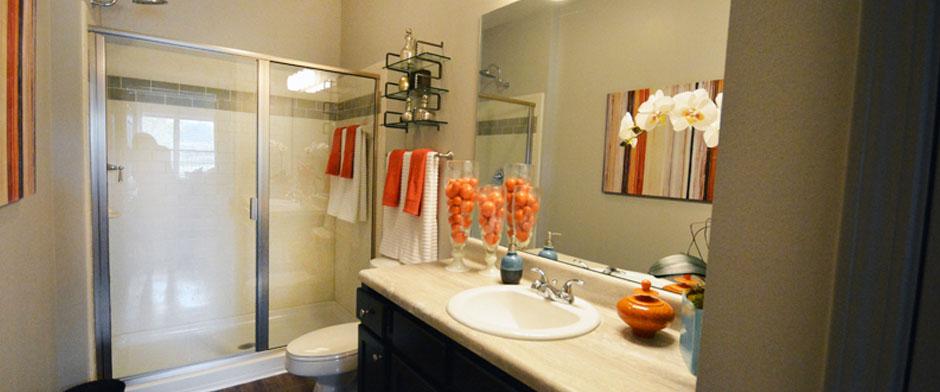 Bathroom at Listing #149566