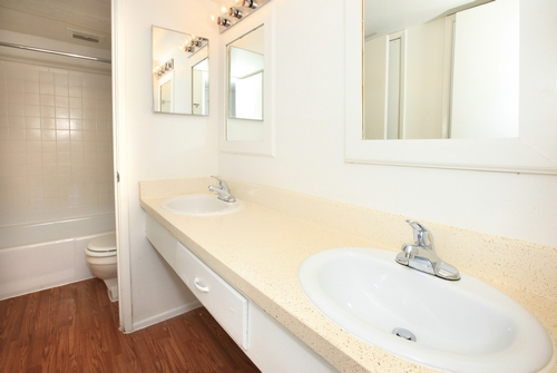 Bathroom at Listing #143297
