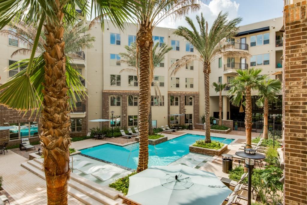 Aura Memorial Apartments Houston TX