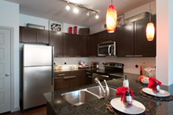 Kitchen at Listing #225600