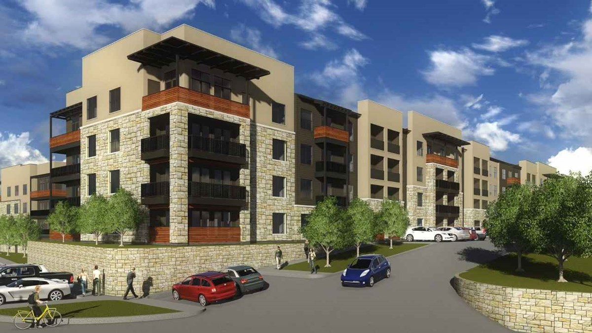 Axis at the Rim Apartments San Antonio, TX