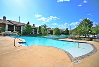 Pool at Listing #144432