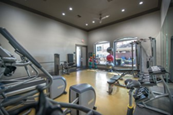 Fitness Center at Listing #137849