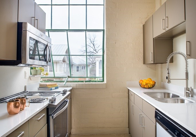 Kitchen at Listing #141465