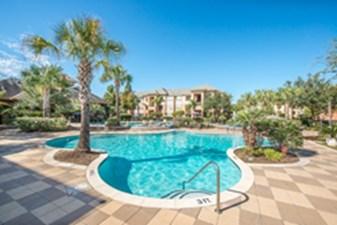 Pool at Listing #144485