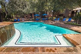 Pool at Listing #135967