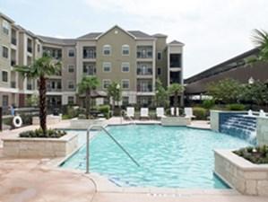 Pool at Listing #155006