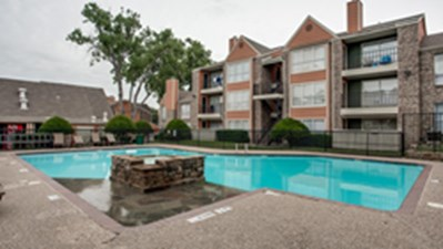 Pool at Listing #135663