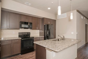 Kitchen at Listing #295845