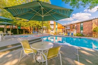 Pool at Listing #138936