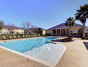 Pool at Listing #140729