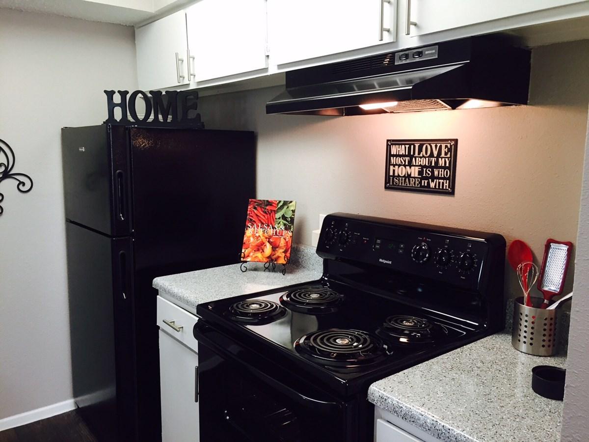 Kitchen at Listing #135971
