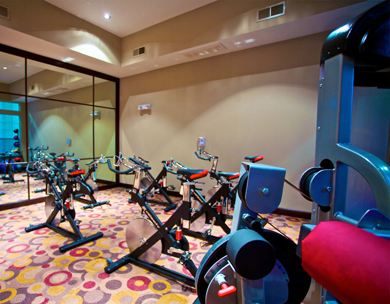 Fitness at Listing #236607