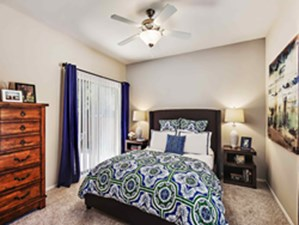 Bedroom at Listing #136303