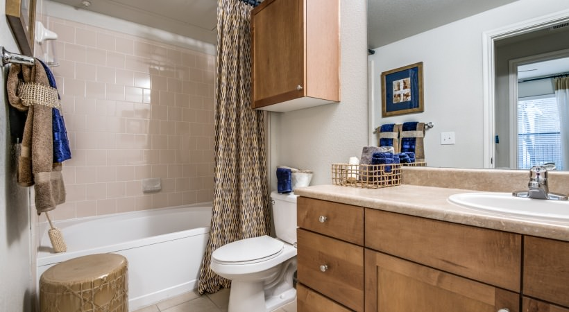 Bathroom at Listing #144942