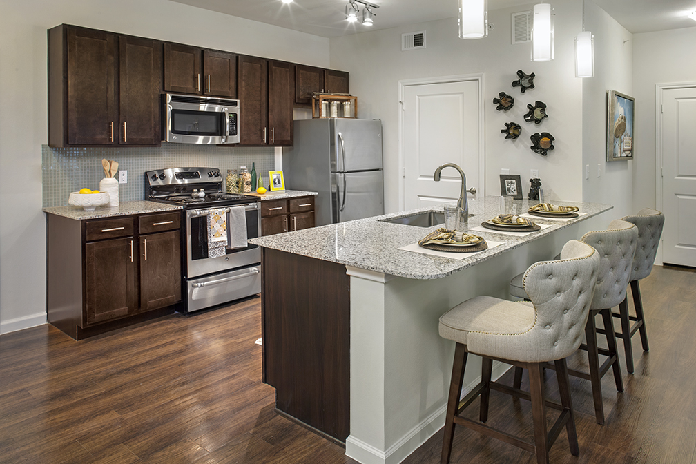 Kitchen at Listing #243544