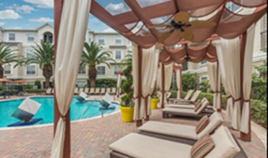 Pool at Listing #138744