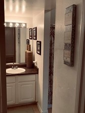 Bathroom at Listing #139195