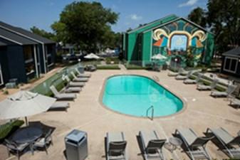 Pool at Listing #140582