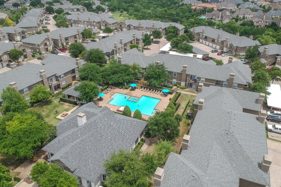 Aerial View at Listing #137916