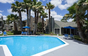 Pool at Listing #139545