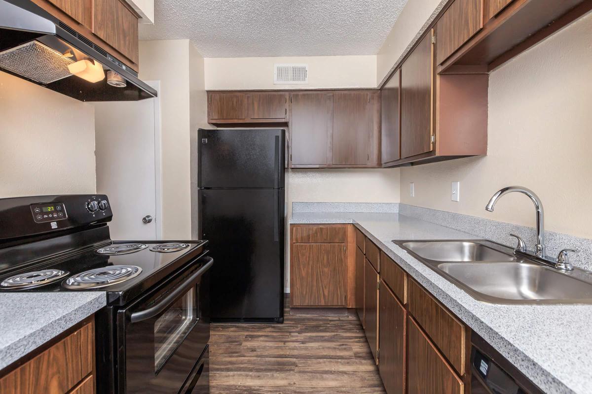 Kitchen at Listing #136801