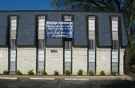 Montage Apartments Austin TX