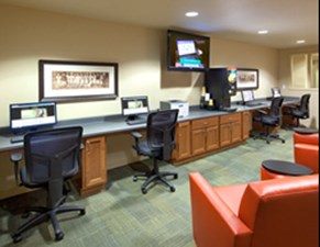 Business Center at Listing #266610