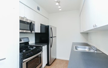 Kitchen at Listing #211836