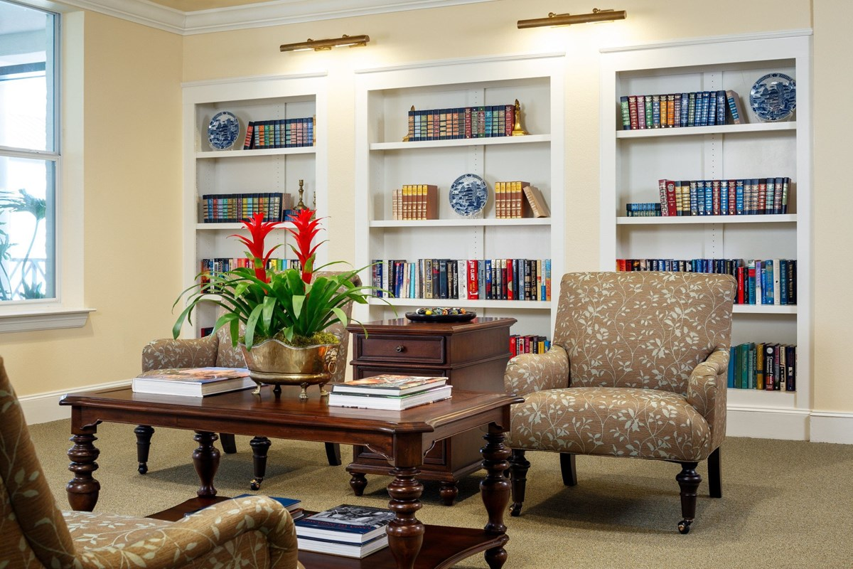 Library at Listing #150770