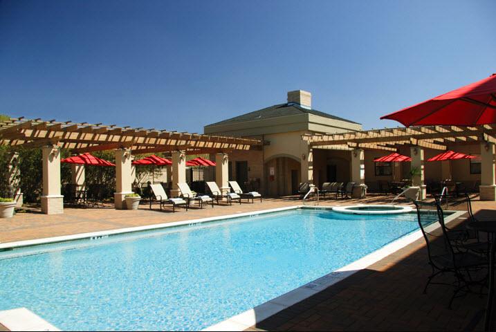 Pool at Listing #152864