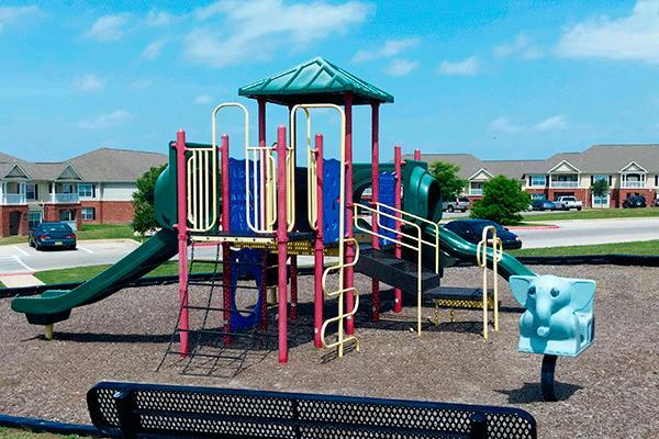 Playground at Listing #144231
