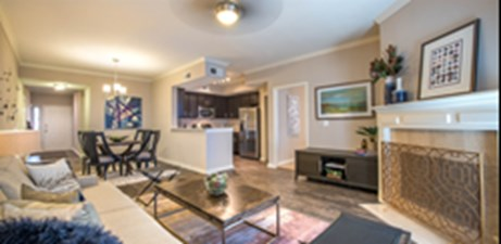 Living Area at Listing #138103
