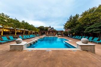 Pool at Listing #137810