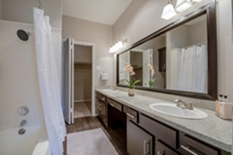 Bathroom at Listing #136931