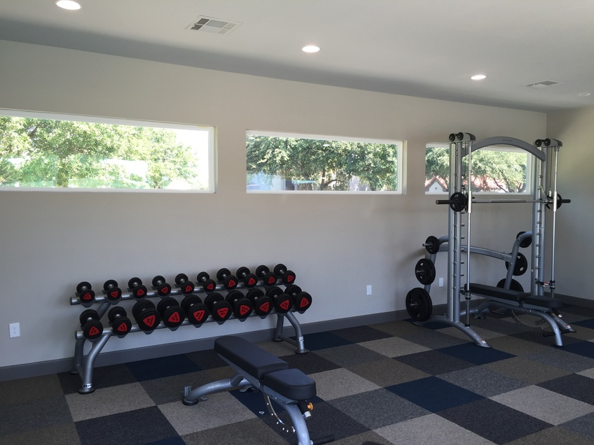 Fitness at Listing #140601