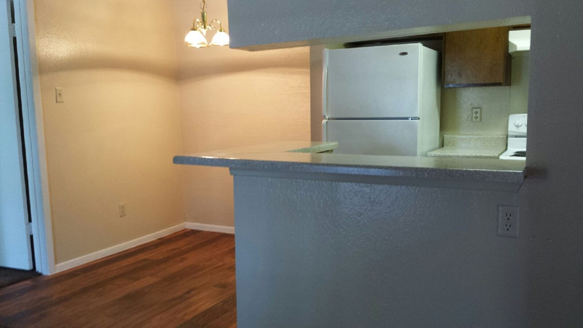 Dining/Kitchen at Listing #136423