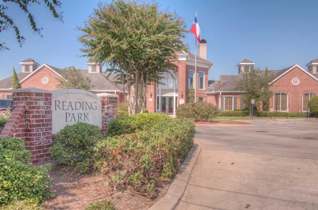 Reading Park Apartments Rosenberg TX