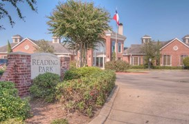 Reading Park Apartments Rosenberg TX