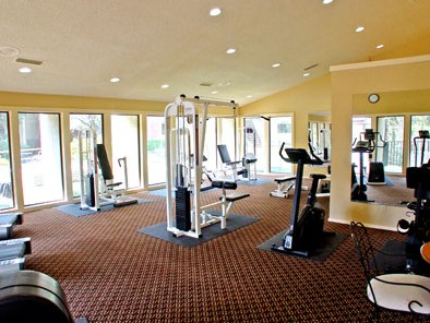 Fitness Center at Listing #136812
