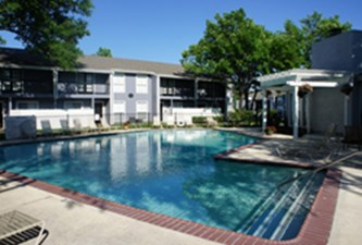 Pool at Listing #138542