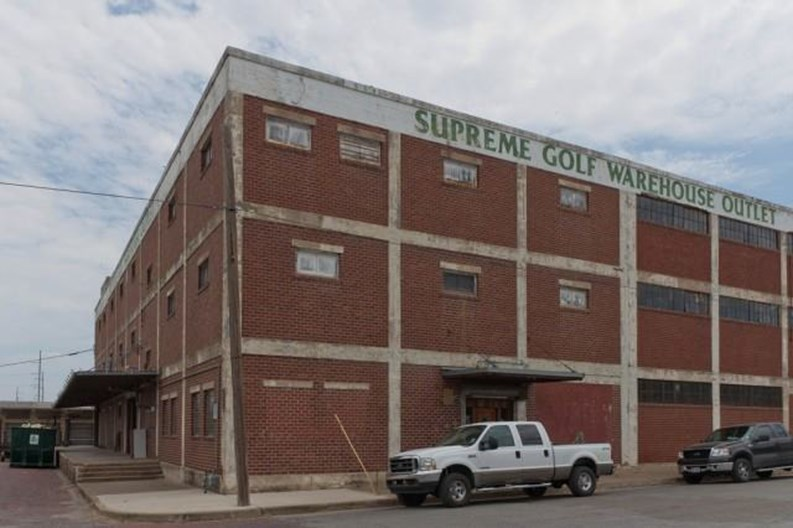Golf Warehouse Apartments