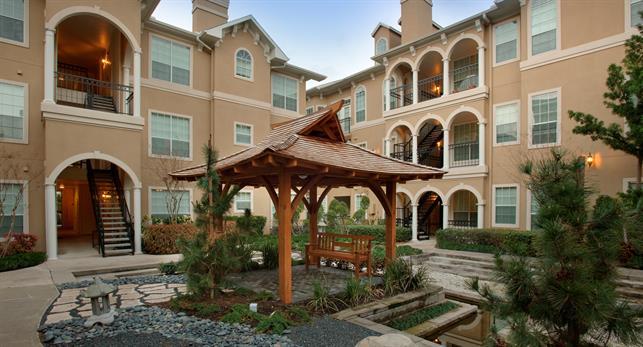 Carlton Apartments Houston, TX