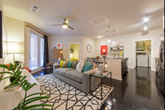 Living Area at Listing #261126