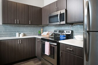 Kitchen at Listing #140796