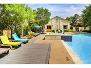 Pool at Listing #140159